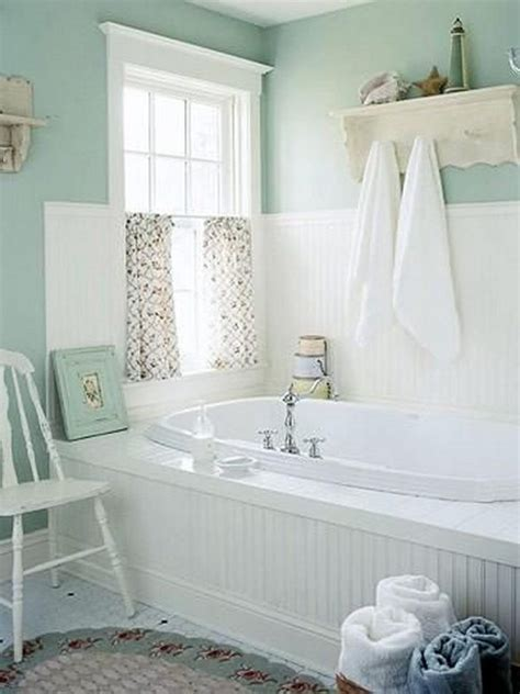 cottage bathroom design 20 neat and functional bathtub surround storage ideas 2017
