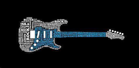 Typography Guitar Tutorial | guitar typography by jameskgraphics on deviantart