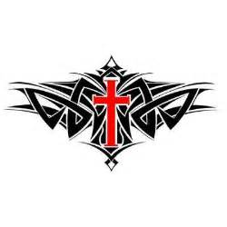 Tribal cross tattoos to holy cross tattoos have a look at tribal cross