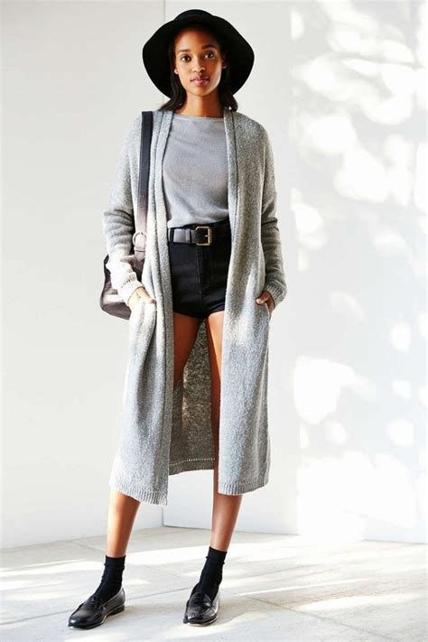 wear long cardigans  fashiongumcom
