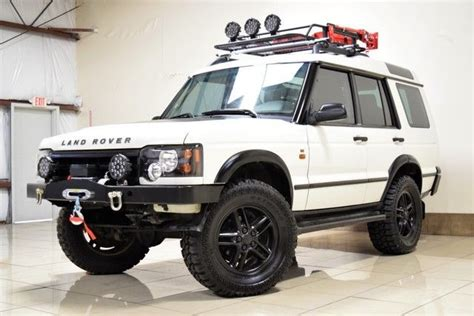 custom land rover discovery salty19464a836941 custom land rover discovery 2 lifted
