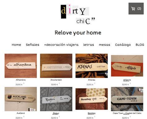 paginas web de decoracion 10 ejemplos de p 225 ginas web hechas con creadores web