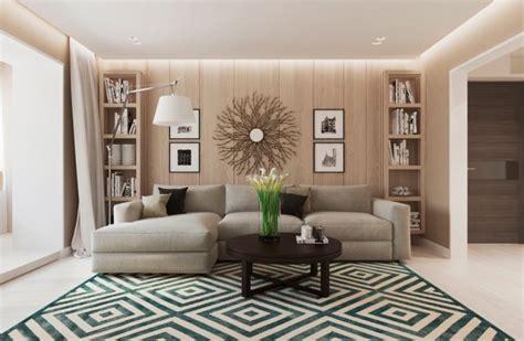 appartements d un int 233 rieur design moderne et chaleureux