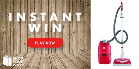 Shop Your Way Instant Win - shop your way tis the season to be tidy instant win game
