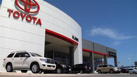 Toyota Dealerships In San Antonio Alamo Toyota Car Dealership In San Antonio Tx 78232