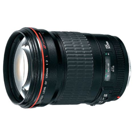 canon ef 135mm f2 l usm lens | uk camera