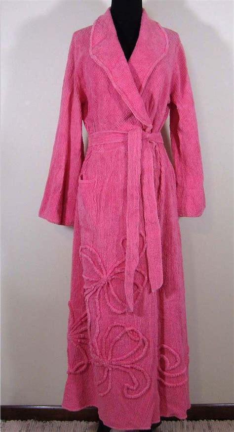 chenille robes chenille bathrobe all those years ago