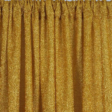 backdrop curtains 20 feet x 10 feet metallic gold spandex backdrop curtain