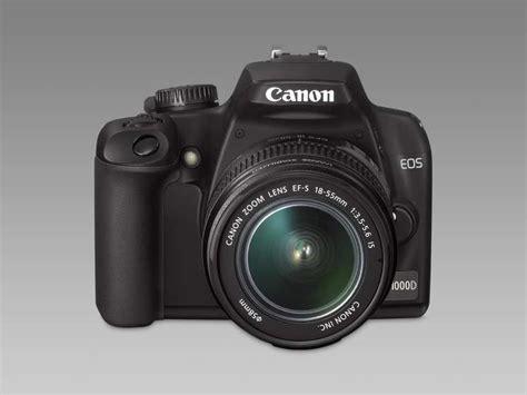 canon eos 1000d spiegelreflexkamera canon eos 1000d bilder screenshots