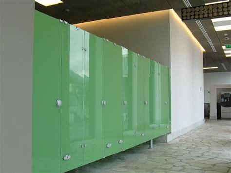 cabine spogliatoio parete divisoria per bagni in vetro temperato vitrum erwil