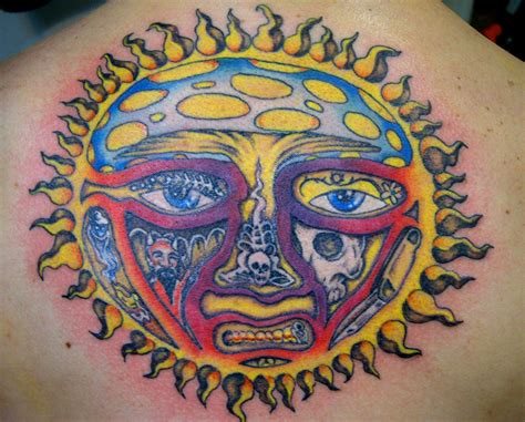 sublime tattoos sublime album cover by merylwitch on deviantart