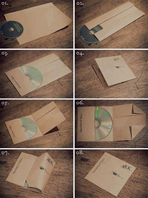 How To Make A Cd Cover With Paper - make a cd from a single of paper imgur