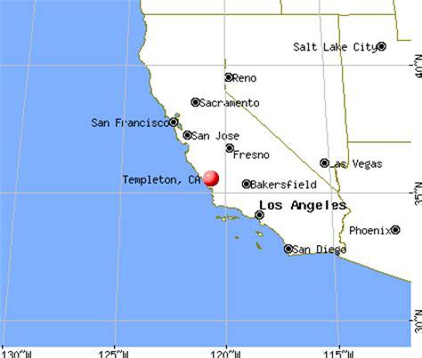 templeton, california (ca 93465) profile: population, maps