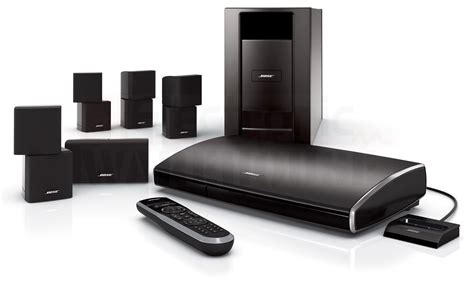Home Theater Bose bose lifestyle v25 home entertainment system your electronic warehouse