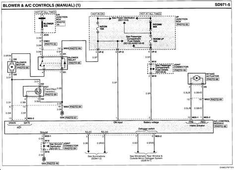 kia sedona alternator wiring diagram get free image