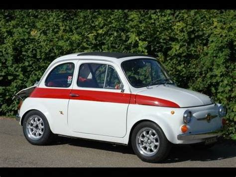 fiat 500 695 ss abarth evocazione for sale 1974 on car