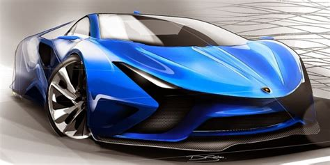 lamborghini cnossus supercar concept version lamborghini halcon concept the on lambocars com