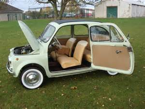 Vintage Fiats Classic Fiat 500
