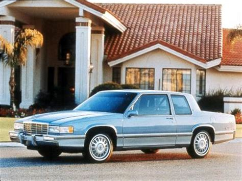 blue book value for used cars 1992 cadillac fleetwood electronic toll collection 1993 cadillac deville pricing ratings reviews kelley blue book