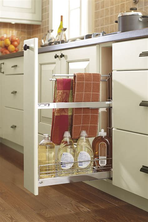 Cabinet Organization & Interiors ? Kitchen Craft
