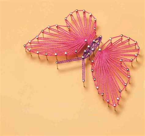 String Butterfly - bragworthy handmade gifts using books