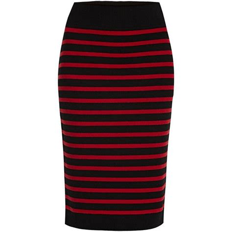 25 best ideas about striped pencil skirts on