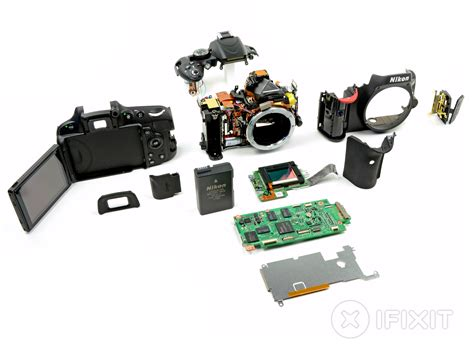 Nikon D5100 Lensa Fix Pentax Manual For Nikon Tanpa Adapter nikon d5100 teardown ifixit