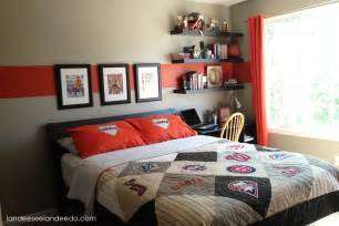 Boy Bedroom Teen Boy Bedroom Reveal Landeelu Com