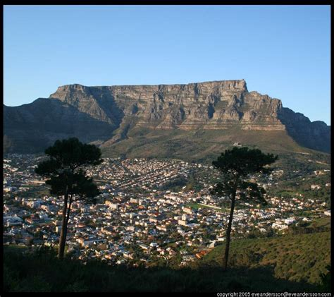 Table Mountain South Africa by Table Mountain Is A New7wonder Of Nature Livnews