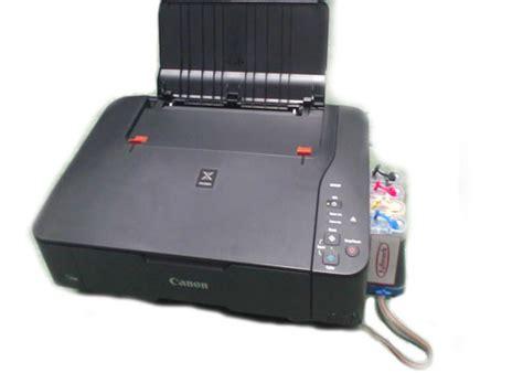 Infus Canon 4 Warna 1 jual segala printer semarang dan service komputer laptop