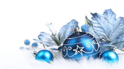 christmas decorations blue holliday decorations