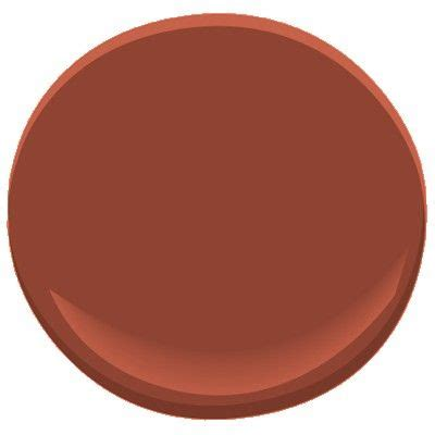 clay color paint copper clay 2172 10 paint benjamin copper clay