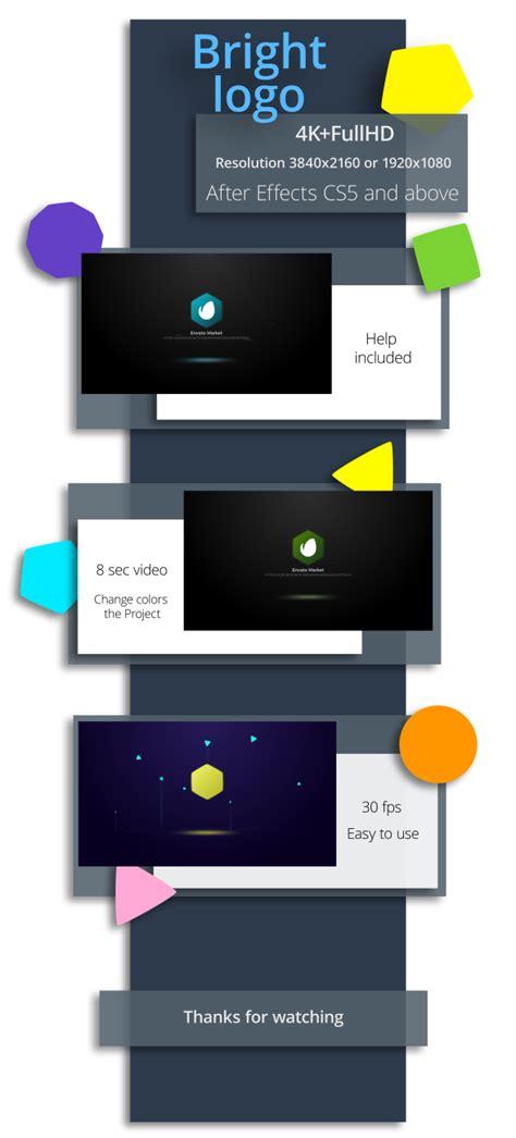 Bright Logo Corporate Envato Videohive After Effects Templates Adobe After Effects Templates Envato