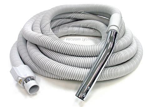 Central Vaccum Hose allegro central vacuum 35 foot basic direct connect electric hose