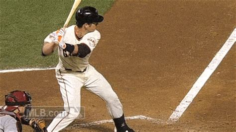 buster posey swing buster posey home run swing in super slo mo