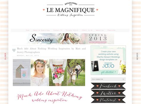 Wedding Blogs by Reno Wedding Photographer Published On Le Magnifique