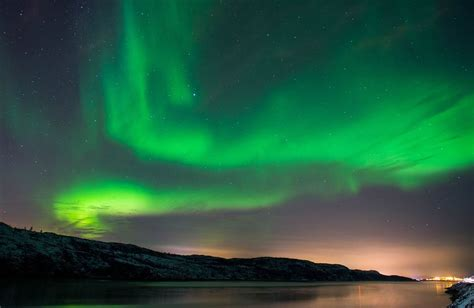 deneve aurora borealis night light the year in space pictures 2015 nbc news