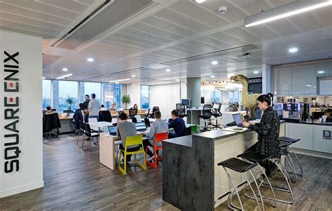 Google Dublin Office a look inside square enix s stylish london office