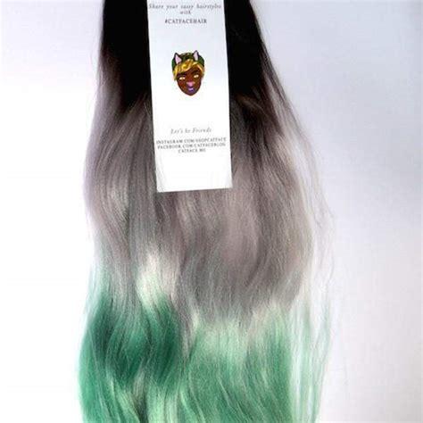 catface hair black lilac grey ombre jumbo braid hair boxbraids ombre jumbo braid hair catface hair