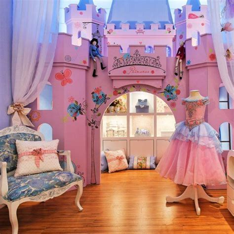 Princess Bedroom Decor by Schloss Im Zimmer Kinderzimmer Prinzessin