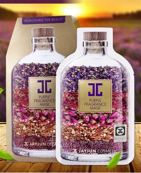 Jayjun Purple Fragrance Mask jayjun
