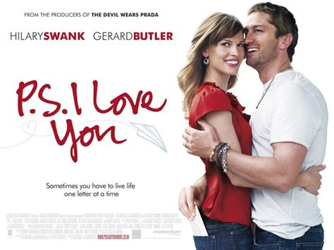 ps i you p s i you gerard butler and hilary swank