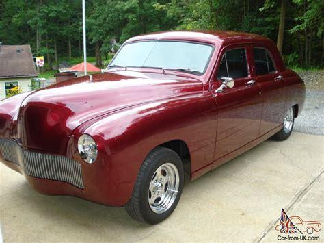 custom kaiser custom 1949 kaiser 4 door sedan