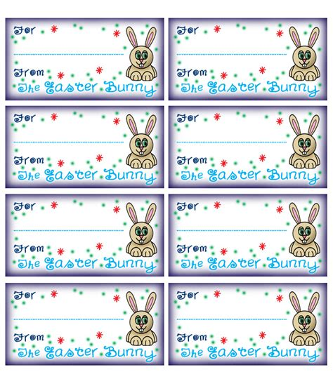 printable easter themed name tags easter printable images gallery category page 5