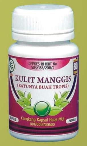 Obat Herbal Kulit Manggis Garcia herbal kulit manggis sehatherba