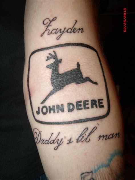 john deere tattoos deere tattoos