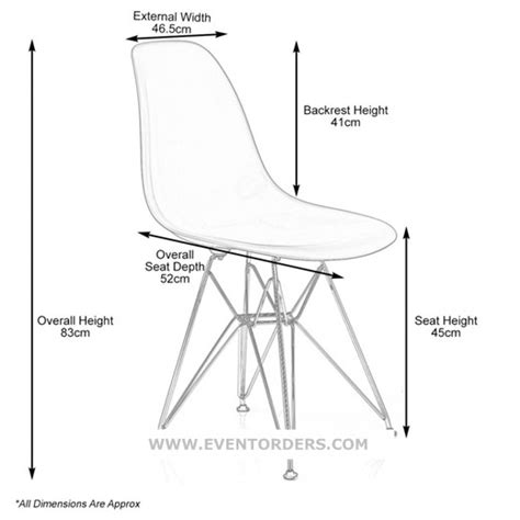 eames lounge chair dimensions white eames chair 171 event orders