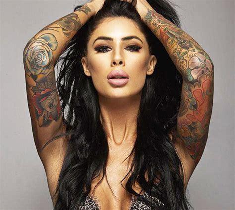 tattoo models gallery tattoo model lisa marie burnley world tattoo gallery