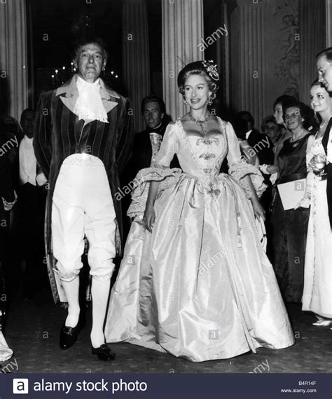 Pictures Of Princess Margaret princess margaret in fancy dress for the georgian ball