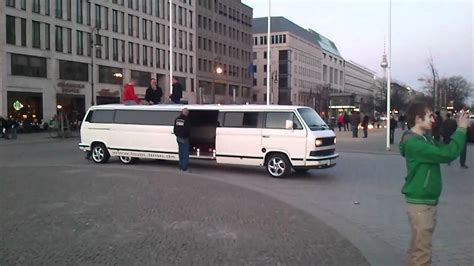 Volkswagen Limo by Volkswagen Transporter Limo